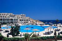 EGY, Aegypten, Sinai-Halbinsel, Sharm El Sheikh: Sofitel, Pool | EGY, Egypt, Sinai peninsula, Sharm El Sheikh: Sofitel, Pool