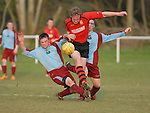 Newport Civil Service Vs  Cwmffrwdoer Sports, Gwent County First Division © IJC Photography. Photographer Ian Cook