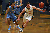 Ann Arbor Skyline at Clarkston, Boys Varsity Basketball, 12/30/14