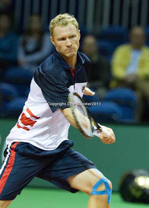 05-02-11, Tennis, Netherlands, Rotterdam, ABNAMROWTT 2011,    Dmitry Tursunuv
