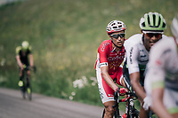 Team Cofidis<br /> <br /> Stage 5: Grenoble > Valmorel (130km)<br /> 70th Critérium du Dauphiné 2018 (2.UWT)