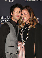 CULVER CITY, CA - OCTOBER 21: Darren Criss, Guest, at Providence Saint John's 75th Anniversary Gala Celebration at 3Labs in Culver City, California on October 21, 2017. Credit: Faye Sadou/MediaPunch /NortePhoto.com