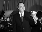 Oscar-winning actor Kevin Spacey signs copies of BEYOND THE SEA, the Soundrack for the Bobby Darin biopic in which he Sings, Stars and Directs. Barnes & Noble at 22nd Street and Sixth Ave in New York City.<br />November 23, 2004