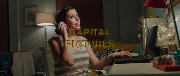LAUREN MILLER.in For a Good Time, Call... (2012).*Filmstill - Editorial Use Only*.CAP/FB.Supplied by Capital Pictures.