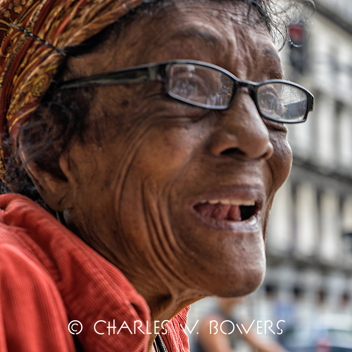 Faces Of Cuba - Morning smile<br /> <br /> -Limited Edition of 50 prints.