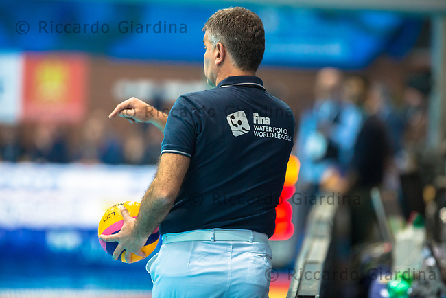 14/03/2017 - Men European Prelim - Round 5 | ITA vs RUS