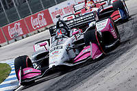 Detroit Grand Prix, IndyCar race, Belle Isle, Detroit, MI, June 2018.(Photo by Brian Cleary/bcpix.com)