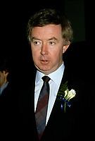 FILE PHOTO -  Joe Clark in 1986.<br /> <br /> Photo : Pierre Roussel - Agence Quebec Presse