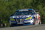 20 June 2008: The Pontiac GXP.R driven by Robin Liddell (XEN) and Andrew Davis (USA) at the 2008 Rolex Sports Car Series Emco Gears Classic, Mid-Ohio Sports Car Course, Lexington, Ohio, USA.