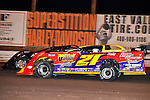 Jan 7, 2017; 6:28:08 PM; QUEEN CREEK, AZ., USA; 11th Annual Keyser Manufacturing Wild West Shootout at Arizona Speedway presented by O'Reilly Auto Parts. Mandatory Credit: (thesportswire.net)