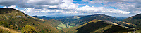 spectacular panoramic views up the Puy Mary (uphill finish)<br /> <br /> Stage 13 from Châtel-Guyon to Pas de Peyrol (Le Puy Mary) (192km)<br /> <br /> 107th Tour de France 2020 (2.UWT)<br /> (the 'postponed edition' held in september)<br /> <br /> ©kramon