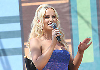 LOS ANGELES, CA -APRIL 13: Gigi Gorgeous, at the 2019 Los Angeles Times Festival Of Books at University of Southern California in Los Angeles, California on April 13, 2019.    <br /> CAP/MPI/SAD<br /> &copy;SAD/MPI/Capital Pictures