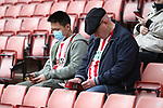 Corona virus awareness at Bramall Lane during the Premier League match at Bramall Lane, Sheffield. Picture date: 7th March 2020. Picture credit should read: Alistair Langham/Sportimage