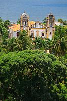 Olinda_PE, Brasil...Fotografias de Olinda, cidade historica situada no estado de Pernambuco. Na foto Igreja Santo Antonio do Carmo...Fotos: JOAO MARCOS ROSA / NITRO.