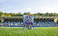 Match day programme during the Sky Bet League 2 match between Wycombe Wanderers and Accrington Stanley at Adams Park, High Wycombe, England on 16 August 2016. Photo by Andy Rowland.