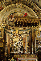 St. John's Co-Cathedral in Valletta, Malta, Europa, Unesco-Weltkulturerbe