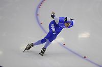 SCHAATSEN: HEERENVEEN: Thialf, KPN NK Sprint, 30-12-11, Jesper Hospes, ©foto: Martin de Jong.