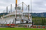 IMAGES OF THE YUKON,CANADA ,Yukon, northern Canada , city of Whitehorse, northern Canada