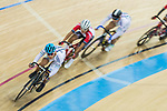 Chan Yik Ming Ricky of the X SPEED competes in Men Junior - Omnium II Tempo Race during the Hong Kong Track Cycling National Championship 2017 on 25 March 2017 at Hong Kong Velodrome, in Hong Kong, China. Photo by Chris Wong / Power Sport Images