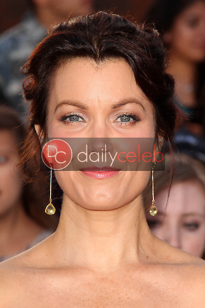 """Bellamy Young<br /> at the """"Divergent"""" Los Angeles Premiere, Regency Bruin Theatre, Westwood, CA 03-18-14<br /> Dave Edwards/DailyCeleb.com 818-249-4998"""