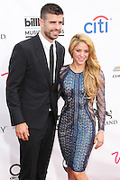 LAS VEGAS, NV, USA - MAY 18: Gerard Pique, Shakira at the Billboard Music Awards 2014 held at the MGM Grand Garden Arena on May 18, 2014 in Las Vegas, Nevada, United States. (Photo by Xavier Collin/Celebrity Monitor)