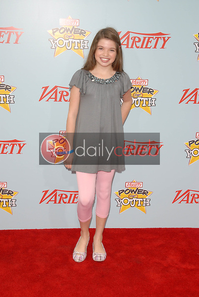 """Jadin Gould<br /> at Variety's 3rd Annual """"Power of Youth,"""" Paramount Studios, Hollywood, CA. 12-05-09<br /> David Edwards/DailyCeleb.com 818-249-4998"""