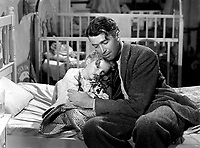 It's a Wonderful Life (1946)<br /> James Stewart &amp; Karolyn Grimes<br /> *Filmstill - Editorial Use Only*<br /> CAP/KFS<br /> Image supplied by Capital Pictures