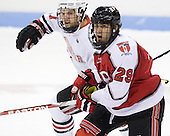 5(Silva) Nick Bailen (RPI - 29) - The visiting Rensselaer Polytechnic Institute Engineers tied their host, the Northeastern University Huskies, 2-2 (OT) on Friday, October 15, 2010, at Matthews Arena in Boston, MA.