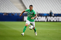 24th July 2020, Stade de France, Paris, France; French football Cup Final, Paris Saint Germain versus  St Ertienne;  Mathieu Debuchy ( 26 - Saint Etienne )