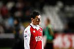 Nederland, Alkmaar, 5 maart 2009..KNVB Beker.Seizoen 2008-2009.AZ-NAC (1-2).Maarten Martens van AZ baalt na de nederlaag tegen NAC