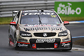 15th September 2017, Sandown Raceway, Melbourne, Australia; Wilson Security Sandown 500 Motor Racing; Jonothan Webb (19) drives the TEKNO Woodstock Racing Holden Commodore VF during Supercars practice