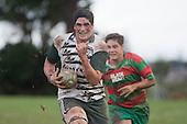 J. Metcalfe.Counties Manukau Premier 1 McNamara Cup round 2 rugby game between Manurewa & Waiuku played at Mountfort Park, Manurewa on the 30th of June 2007. Manurewa led 19 - 3 at halftime and went on to win 31 - 3.