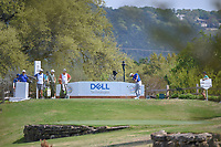 Tiger Woods (USA) hits his tee shot on 11 during day 1 of the WGC Dell Match Play, at the Austin Country Club, Austin, Texas, USA. 3/27/2019.<br /> Picture: Golffile | Ken Murray<br /> <br /> <br /> All photo usage must carry mandatory copyright credit (© Golffile | Ken Murray)