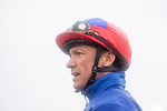 November 1, 2018: Frankie Dettori trains Enable (GB), trained by John H.M. Gosden, in preparation for the Breeders' Cup Turf at Churchill Downs on November 1, 2018 in Louisville, Kentucky. Jamey Price/Eclipse Sportswire/CSM