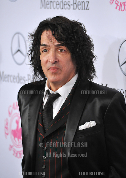 KISS star Paul Stanley at the 26th Carousel of Hope Gala at the Beverly Hilton Hotel..October 20, 2012  Beverly Hills, CA.Picture: Paul Smith / Featureflash