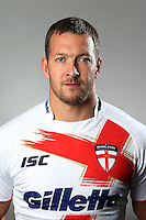 PICTURE BY VAUGHN RIDLEY/SWPIX.COM - Rugby League - England Rugby League Headshots - Village Hotel, Bury, England - 04/09/12 - England's Danny McGuire.