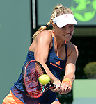 Angelique Kerber (GER) defeats Shelby Rogers (USA) by 6-4, 7-5