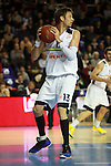David Andersen. FC Barcelona Regal vs Fenerbahce Ulker: 100-78 - Top 16 - Game 1.