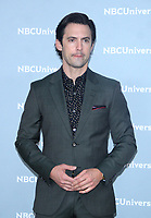 NEW YORK, NY - MAY 14: Milo Ventimiglia at the 2018 NBCUniversal Upfront at Rockefeller Center in New York City on May 14, 2018.  <br /> CAP/MPI/RW<br /> &copy;RW/MPI/Capital Pictures