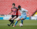 George Cantrill of Sheffield Utd during the Professional Development League play-off final match at Bramall Lane Stadium, Sheffield. Picture date: May 10th 2017. Pic credit should read: Simon Bellis/Sportimage