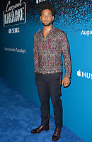 Jussie Smolett at the launch party for Apple Music's &quot;Carpool Karaoke: The Series&quot; at Chateau Marmont, West Hollywood, USA 07 Aug. 2017<br /> Picture: Paul Smith/Featureflash/SilverHub 0208 004 5359 sales@silverhubmedia.com
