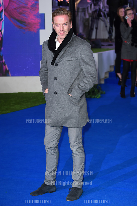 "LONDON, UK. December 12, 2018: Damien Lewis at the UK premiere of ""Mary Poppins Returns"" at the Royal Albert Hall, London.<br /> Picture: Steve Vas/Featureflash"