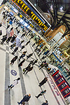 London Liverpool Street station in England