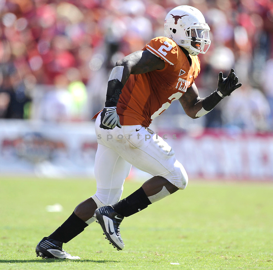 Sergio Kindle(2) / Texas Longhorns