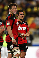 100402 Super 14 Rugby - Hurricanes v Crusaders