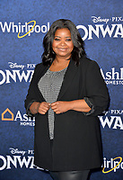 """LOS ANGELES, CA: 18, 2020: Octavia Spencer at the world premiere of """"Onward"""" at the El Capitan Theatre.<br /> Picture: Paul Smith/Featureflash"""