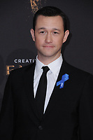 10 September  2017 - Los Angeles, California - Joseph Gordon Levitt. 2017 Creative Arts Emmys - Arrivals held at Microsoft Theatre L.A. Live in Los Angeles. <br /> CAP/ADM/BT<br /> &copy;BT/ADM/Capital Pictures