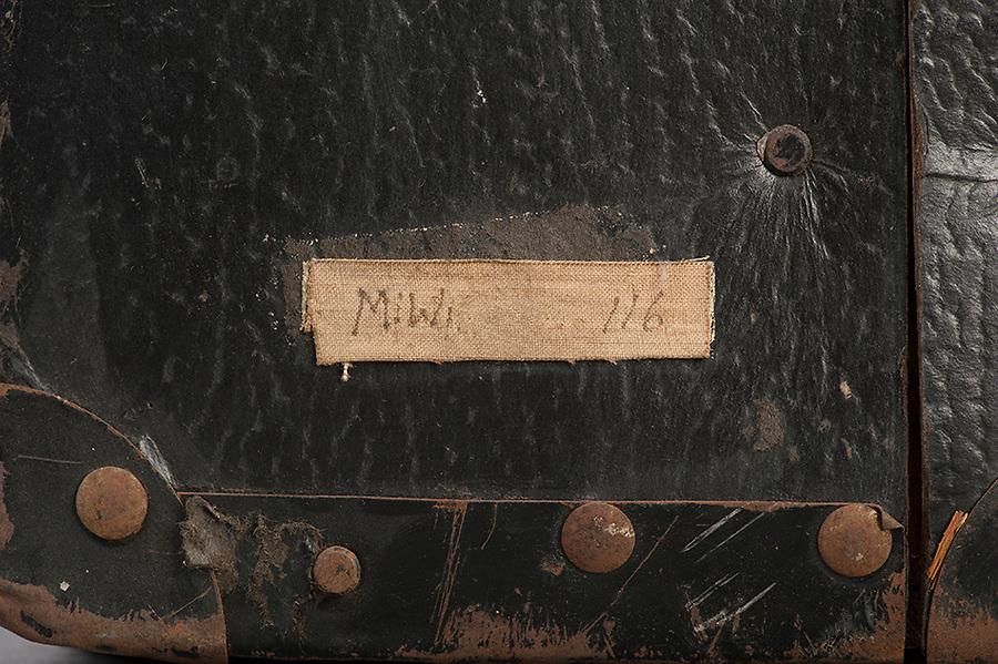 Willard Suitcases / Mathilda W / ©2014 Jon Crispin