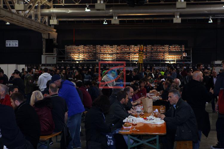 Presentation Barcelona Beer Festival 2017.<br /> VI Festival de Cervesa Artesana.