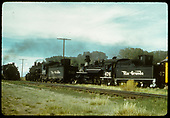 D&amp;RGW #499 K-37 and#476 K-28.<br /> D&amp;RGW